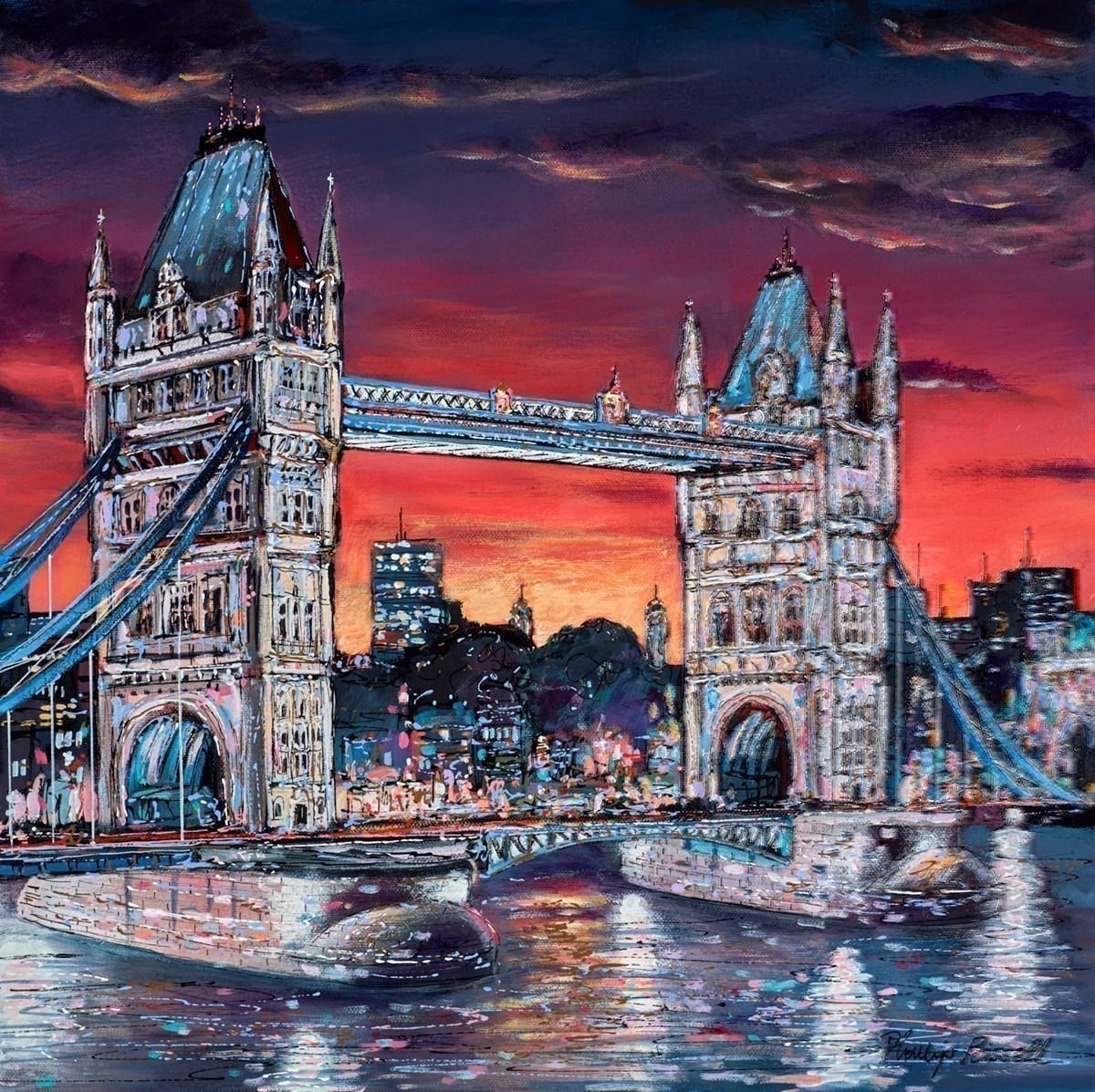Tower Bridge Splendour